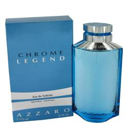 Azzaro Chrome Legend Cologne For Men Page