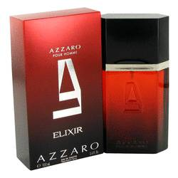 Azzaro Elixir Cologne For Men Page