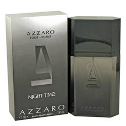 Azzaro Night Time Cologne For Men Page