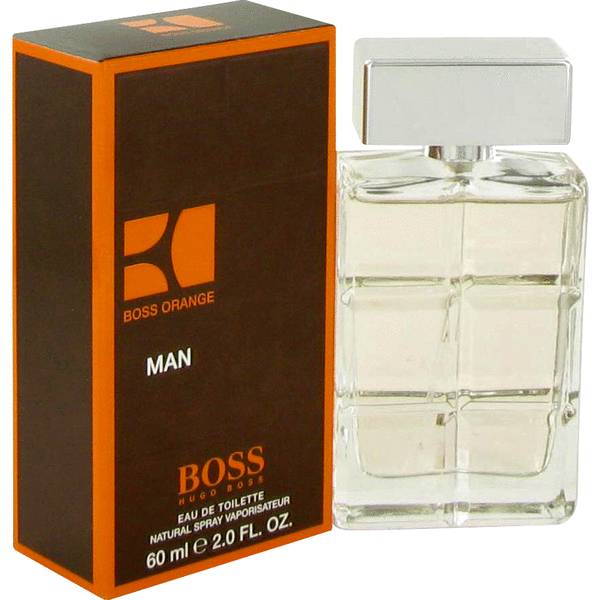 Hugo Boss Orange Cologne For Men