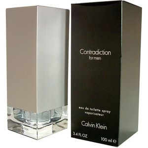 Ck Contradiction Cologne by Calvin Klein For Men