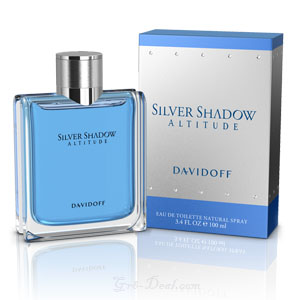 Davidoff Silver Shadow Altitude Perfume For Men