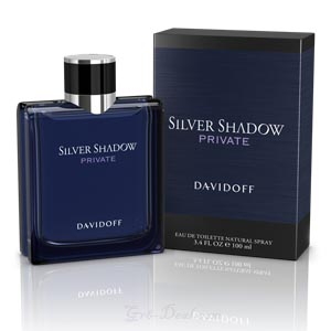 Davidoff Silver Shadow Private Cologne For Men Information & Deals