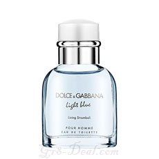 Cheap Dolce & Gabbana Light Blue Living Stromboli Parfum For Men Page