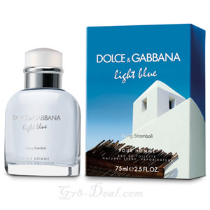 D&G Cologne For Men Page