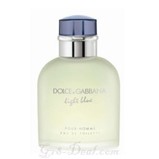 Gr8-Deal Is The Fragrance Shop For Light Blue by Dolce & Gabbana Cologne For Men