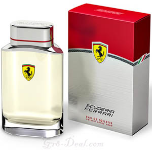 Ferrari Scuderia Cologne For Men