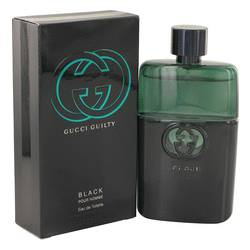 Gucci Guilty Black Cologne For Men Page