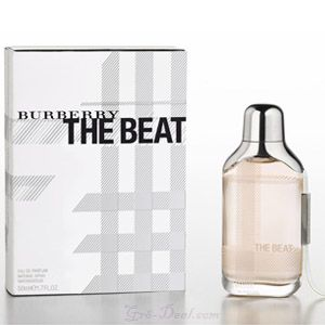 Burberry The Beat Perfume For Women at Overstock Deal Offers