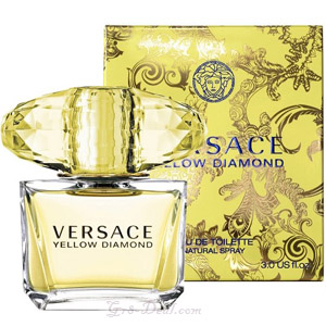 Yellow Diamond For Women By Versace Cheap Authentic Yellow